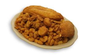Captain Smith's Combo - Crab, Fish, Scallops and Shrimp